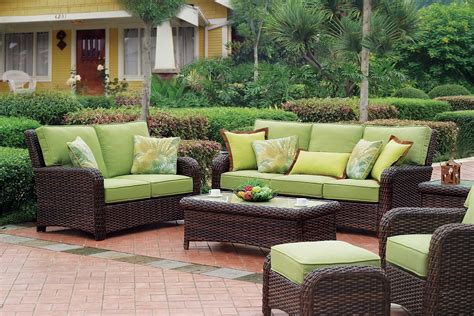 Outdoor Wicker Furniture | Cottage Home