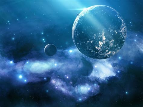 outer, Space, Galaxies, Planets Wallpapers HD / Desktop ...