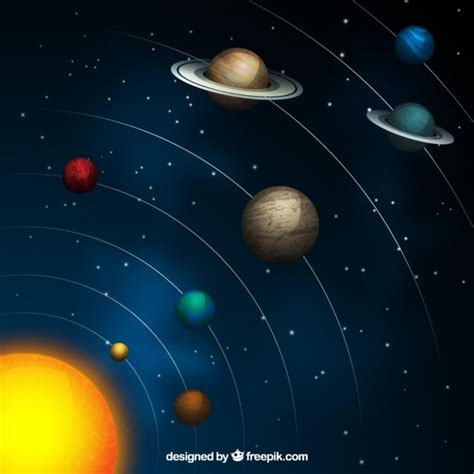 Outer space Vector | Free Download