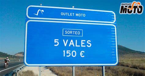 OUTLET MOTO MADRID Abierto en Embajadores 161