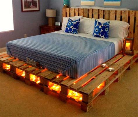Over 40 Creative DIY Pallet Bed Ideas 2016   Cheap ...