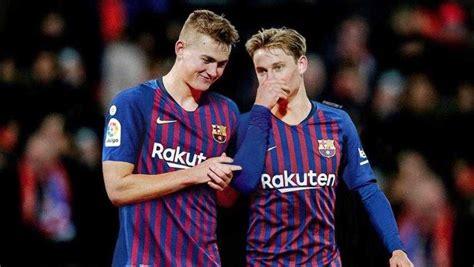Overmars:  Que esté Messi puede ayudar  al FC Barcelona a ...