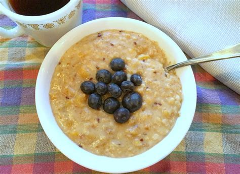 Overnight Oatmeal with Apricots and Coconut Milk – The ...