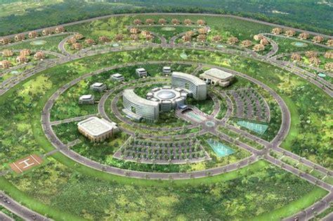 Oyala, la nueva ciudad que aspira a capital de Guinea ...