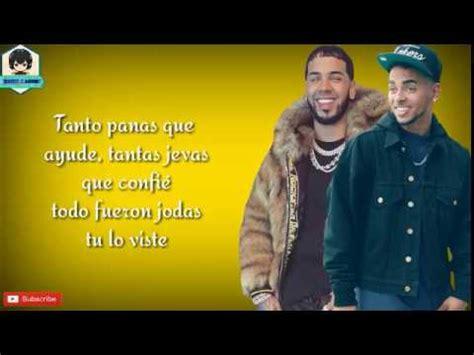 Ozuna ft Anuel AA   Cambio [Letra]   YouTube
