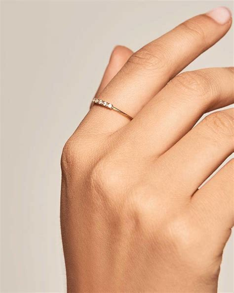 P D Paola Ring Misty   Fashion Click