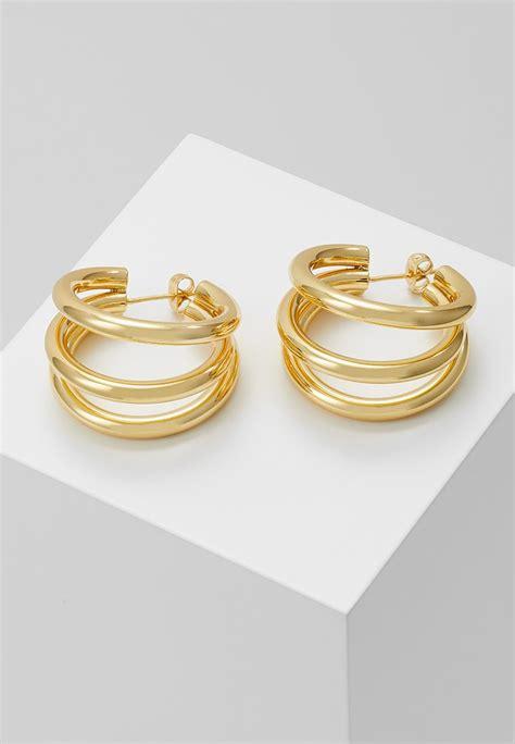 P D Paola TRUE EARRINGS   Ohrringe   gold coloured ...