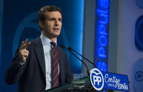 Pablo Casado Blanco | populares