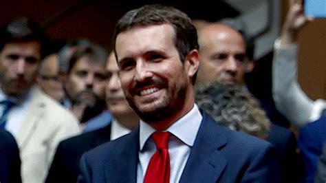 Pablo Casado: El líder del PP sorprende a todos con un ...