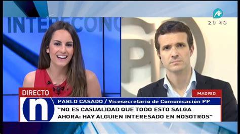 Pablo Casado niega irregularidades en sus estudios ...