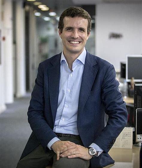Pablo Casado, nuevo vicesecretario de Comunicación del PP ...