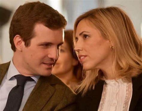 Pablo Casado saca su lado más romántico con su mujer ...