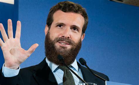 Pablo Casado se dejará aún más barba viendo los buenos ...