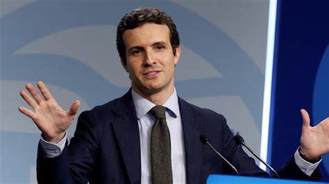Pablo Casado se presenta como candidato a la presidencia ...