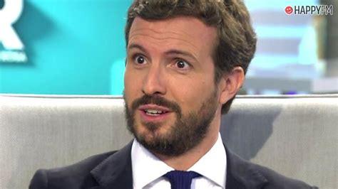 Pablo Casado: Una imagen con la bandera franquista se ...