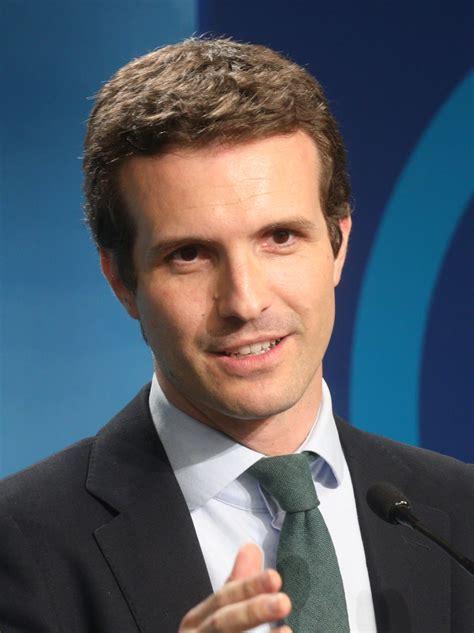 Pablo Casado   Wikipedia, la enciclopedia libre