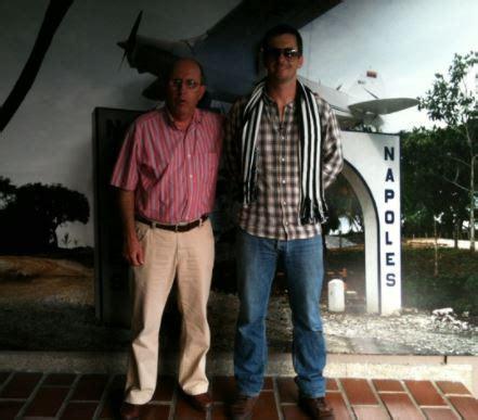 Pablo Escobar s brother Roberto De Jesus Escobar Gaviria ...