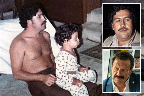 Pablo Escobar s son on the first time he met his drug lord ...