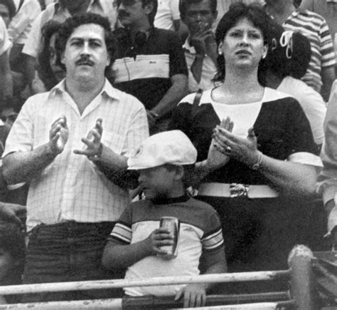 Pablo Escobar s widow and son face money laundering probe