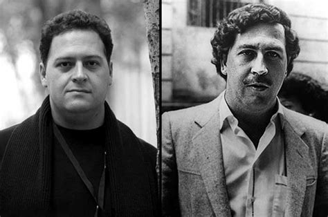 """Pablo Escobar 's Son Reveals His Dad """"Worked for the CIA ..."""
