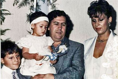 Pablo Escobar's Family Lands In Trouble, Wife & Son Get ...