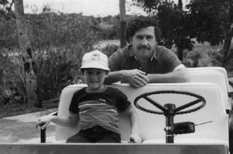 Pablo Escobar's Son Tries to Make Amends   WSJ