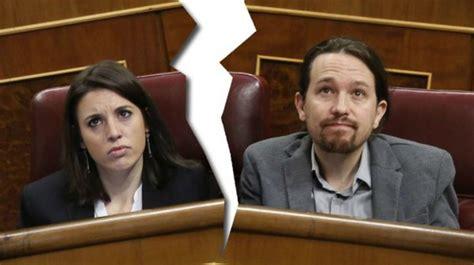 Pablo Iglesias abandona a Irene Montero para irse con la ...