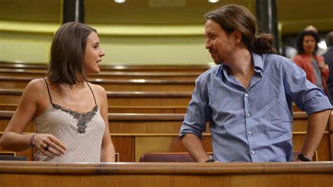 Pablo Iglesias e Irene Montero, historia de un amor