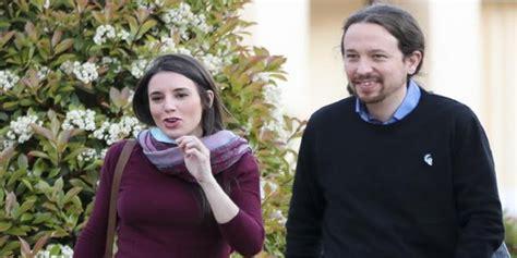 Pablo Iglesias e Irene Montero ponen fin a sus vacaciones ...