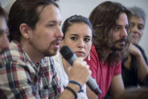 Pablo Iglesias e Irene Montero rompen su noviazgo