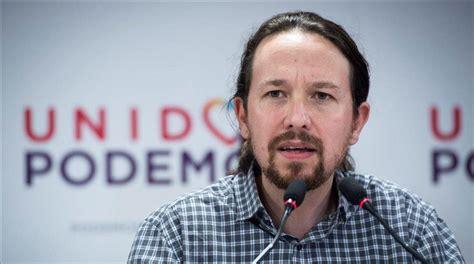 Pablo Iglesias:  El Rey reconoce que se equivocó en el ...