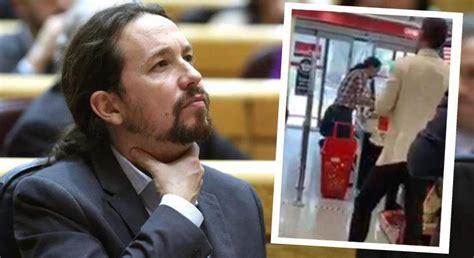 Pablo Iglesias, en el súper sin mascarilla ni guantes de ...