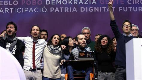 Pablo Iglesias gana el duelo a Errejón y apela a la ...
