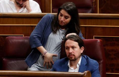 Pablo Iglesias:  Irene me ha cedido la mitad de la baja ...