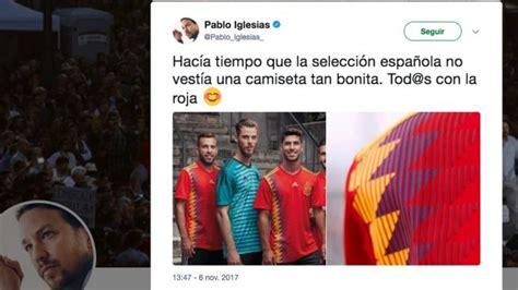 Pablo Iglesias le da la puntilla a Adidas:  Hacía tiempo ...