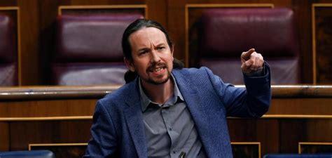 Pablo Iglesias pierde su condición de perjudicado en el ...