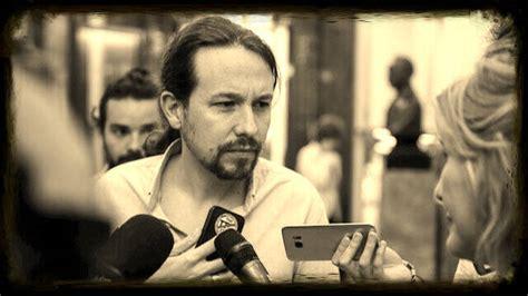 Pablo Iglesias señala a sus  enemigos  y otros hacen el ...
