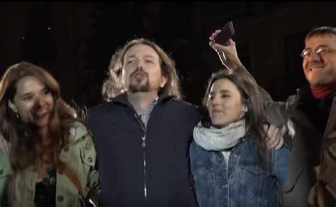 Pablo Iglesias y Montero evitan aparecer juntos en campaña ...