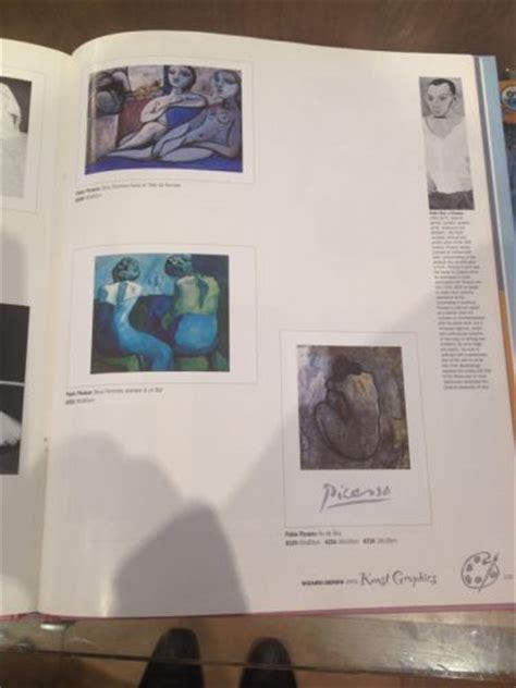 Pablo Picasso, Las señoritas de Avignon   CuadrosGuapos.com
