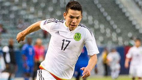 Pachuca Hirving Lozano getting European interest no ...