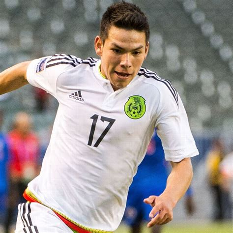 Pachuca s Hirving Lozano not aware of any Manchester ...