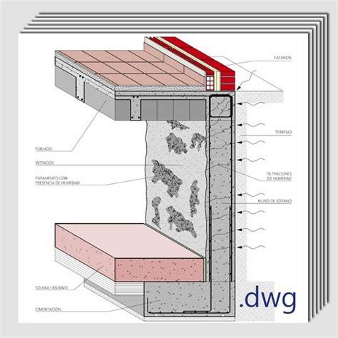 Pack detalles constructivos .dwg y .pdf: Reparación de ...