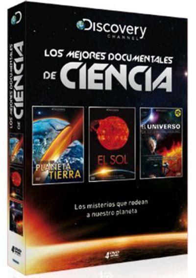 Pack Los mejores documentales de ciencia  Discovery ...