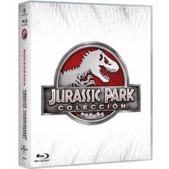Pack Parque Jurásico 1 4 Edición 2017   Blu Ray   Steven ...