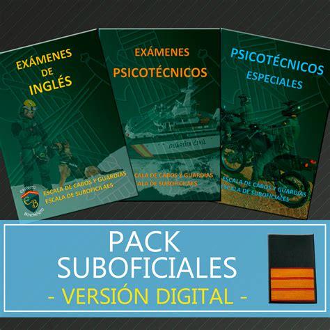 Pack Suboficiales Guardia Civil   Versión Digital ...