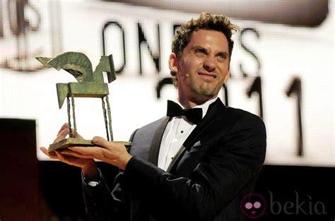 Paco León con su Premio Ondas 2011   Entrega de los ...