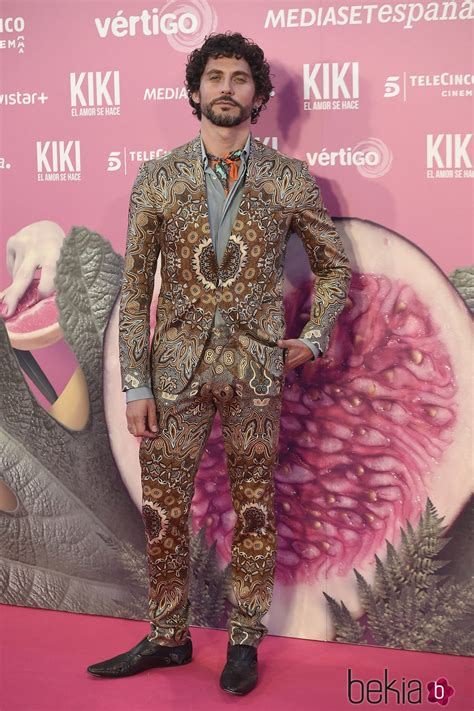 Paco León en el estreno de  Kiki    Invitados a la gran ...