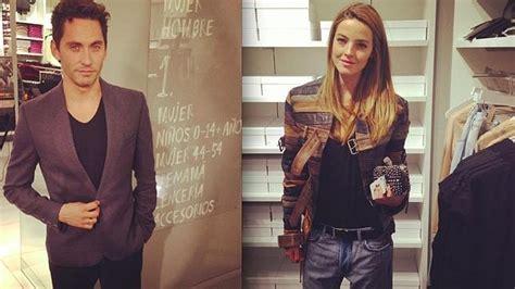 Paco León, Kira Miró y Ana de Armas desfilan por la tienda ...