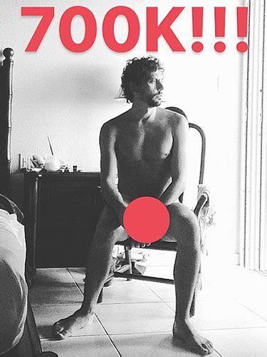 Paco León se desnuda en Instagram para celebrar su 700.000 ...