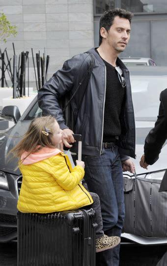 Paco León, un papá de cine con su hija Manuela   Foto 1